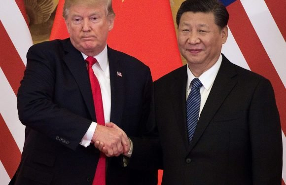 Trump vows to hit ALL Chinese imports with massive tariffs, sending US markets plummeting