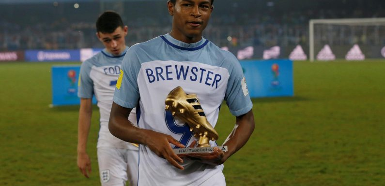 Rhian Brewster signs new long-term Liverpool contract ending speculation of a move to the Bundesliga