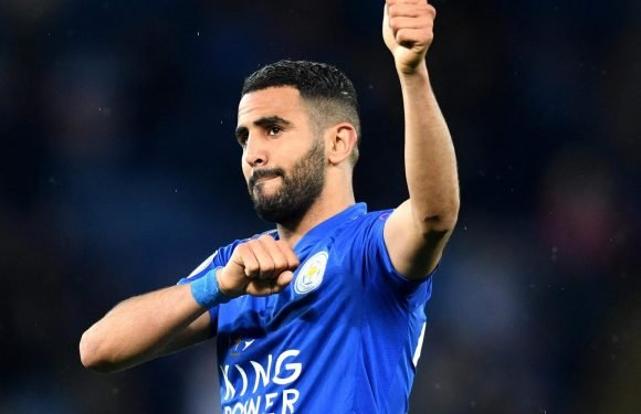 Leicester star Riyad Mahrez excused from pre-season training as Algerian closes in on Man City switch