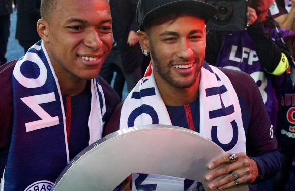 Kylian Mbappe claims footballing rivalry with Neymar will not get the better of them