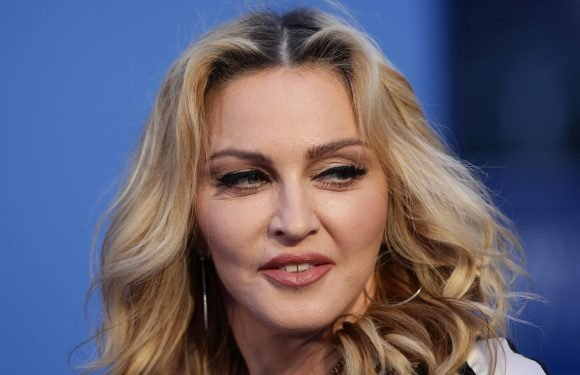Madonna sparks political storm in Lisbon after being given cheap council parking deal for her numerous vehicles