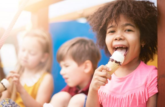 Children will consume up to five times more sugar during the summer holidays