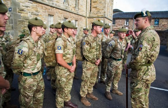 Ministers urged to give 153,000 troops a proper salary rise – The Sun