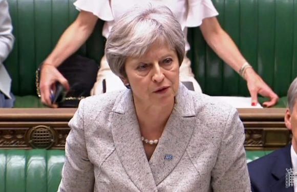 Theresa May should take an axe to bloated foreign aid budget before hiking fuel duty, furious MPs warn