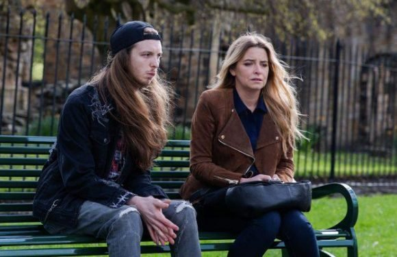 Emmerdale spoilers: Charity Dingle begs her son Ryan Stocks to give her another chance after she cruelly rejected him