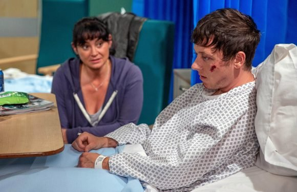 Emmerdale's Ash Palmisciano reveals trans character Matty Barton's brutal attack will finally bring him and mum Moira together