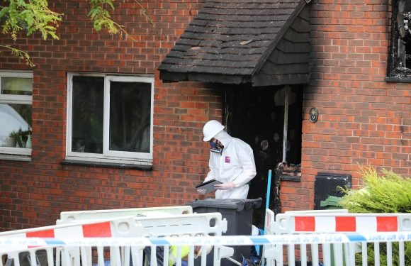 Fears grow for a mum and son missing after arson attack at a house in Eastbourne