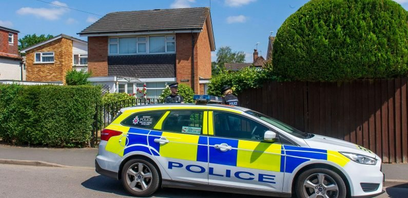 OAP, 84, dies after being attacked by unsuspecting burglar when she 'offered him a glass of water in heatwave'