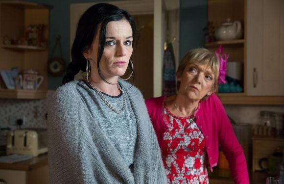 EastEnders spoilers: Pregnant Hayley Slater rushed to hospital after car crash