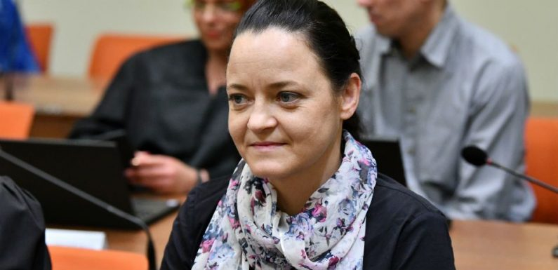 'Nazi Bride' Beate Zschaepe Sentenced To Life In Prison For NSU Murders