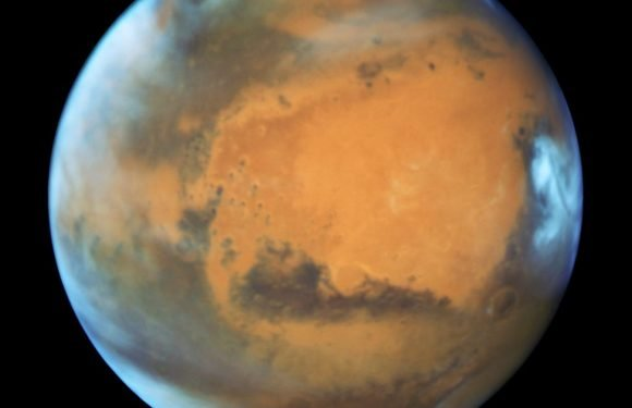 NASA may have accidentally burned evidence of aliens on the Mars 50 years ago