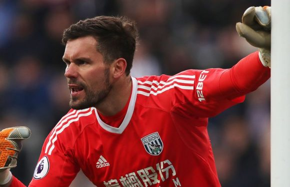 Ben Foster and Craig Dawson refuse to go on West Brom's pre-season tour