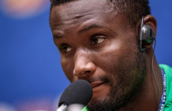 Nigeria's Mikel reveals his father was kidnapped hours before Argentina clash