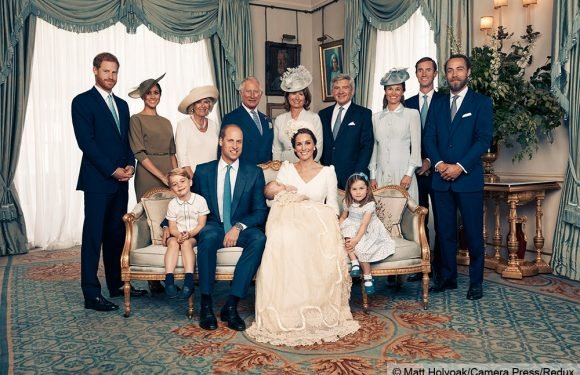 Prince Louis Christening: Kate, William, George, Charlotte in Official Pics