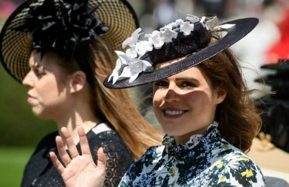 Princess Eugenie's Royal Ascot Dress Does Double Duty As A Work Look