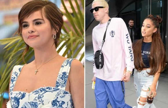 Selena Gomez praises Ariana Grande's quick engagement to Pete Davidson – but avoids mentioning ex Justin Bieber's proposal to Hailey Baldwin
