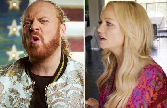 Emma Bunton horrified as Keith Lemon reveals he lies to friends and says he's had SEX with her