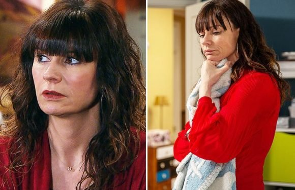 Emmerdale's Lucy Pargeter admits heartbreaking stillbirth storyline has been 'harrowing and horrendous' after becoming a mum to IVF twins in real life