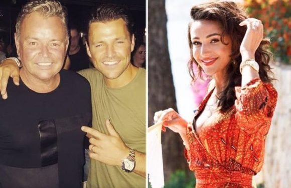 Mark Wright's dad posts cryptic comment under picture of Michelle Keegan and fans are convinced he's saying she's pregnant
