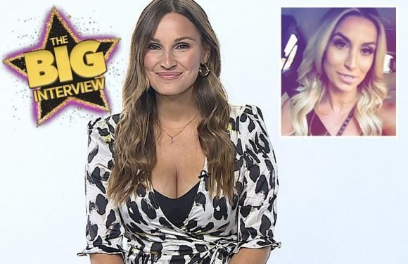 Sam Faiers reveals she's friends again with Ferne McCann as she finally opens up on truth behind year-long feud