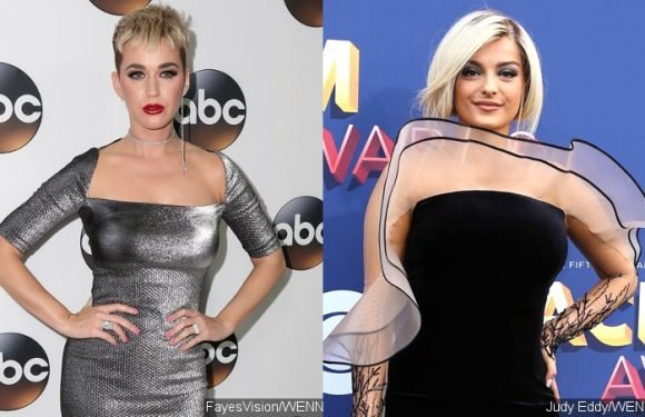 Katy Perry Gives Bebe Rexha Advice on How to Deal With Online Trolls