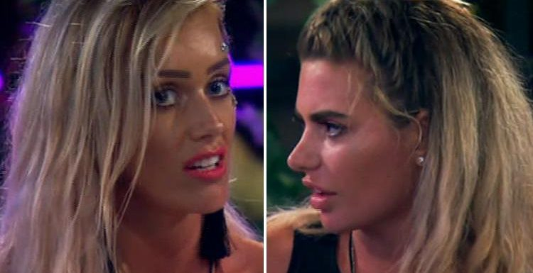 Love Island fans furious at Muggy Megan for calling Laura a 'piece of s**t'