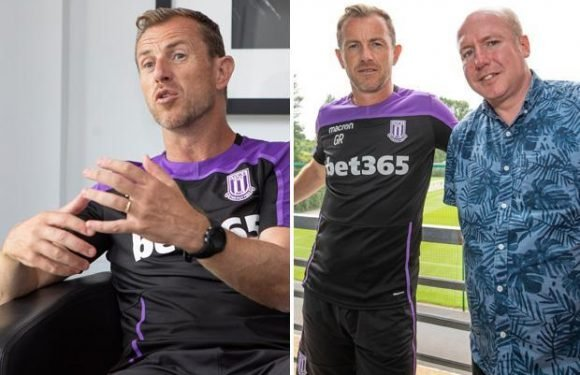 Stoke boss Gary Rowett relishing the Championship challenge as he prepares to rebuild relegated Potters