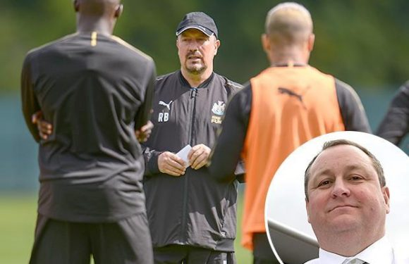 Stubborn, stupid Newcastle owner Mike Ashley will lose Rafa Benitez over lack of spending – and only have himself to blame