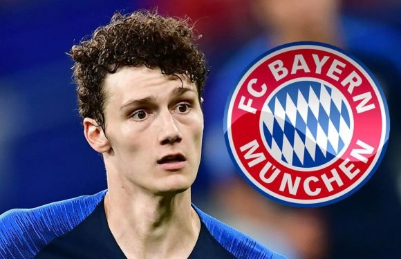 World Cup wondergoal hero Benjamin Pavard scuppers Tottenham hopes by signing deal with Bayern Munich