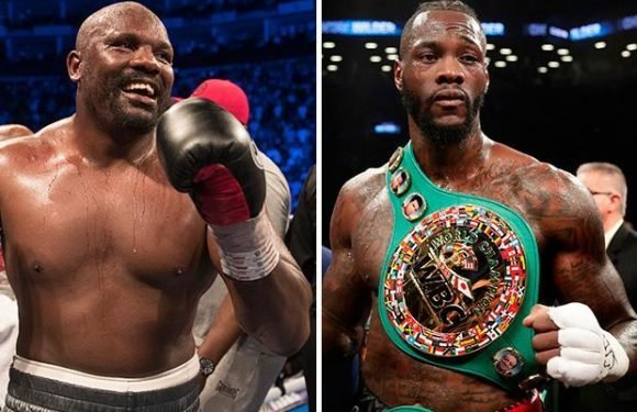 Dereck Chisora ready to go to America to fight Deontay Wilder for WBC title