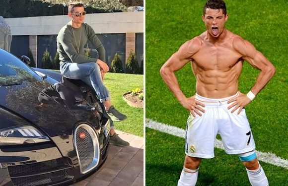 Cristiano Ronaldo handed two-year prison sentence and £16.9m fine over tax charges – but won't go to jail