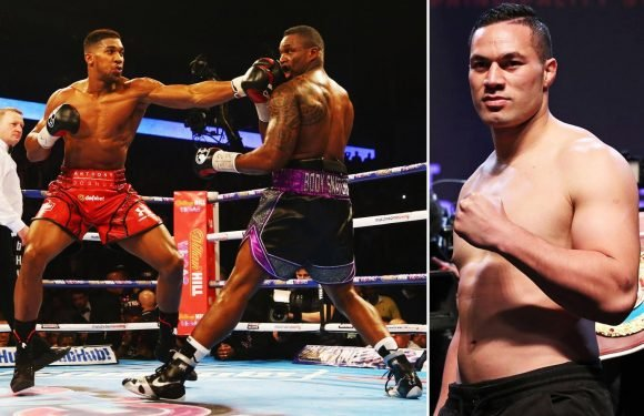 Joseph Parker vows to knockout Dillian Whyte quicker than Anthony Joshua ahead of O2 showdown
