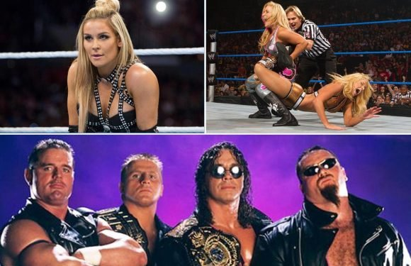 WWE superstar and former women's champ Natalya reveals all about learning the game in the Hart dungeon