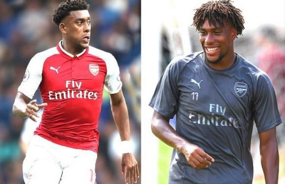 Alex Iwobi agrees new five-year Arsenal deal and snubs interest from Lazio
