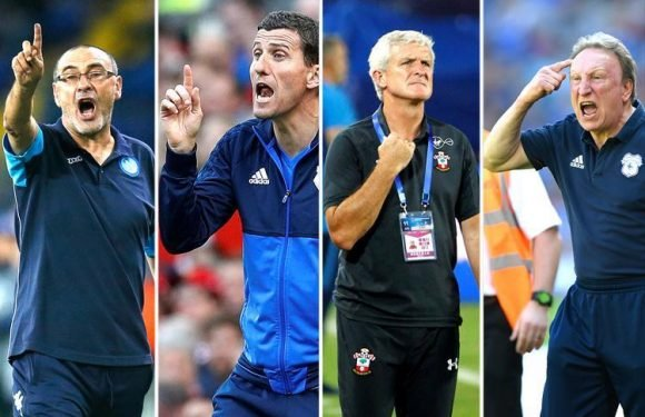 Watford's Javi Gracia the bookies favourite to become the first Premier League manager to be sacked