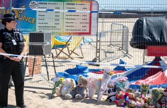 Gorleston victim was three-year-old girl at beach with her mum, police reveal