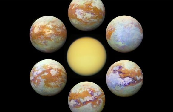 Titan Unveiled: Here Are The 'Clearest' Images Of Saturn's Largest Moon