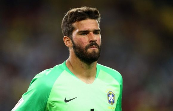 Alisson's mooted £58m move to Liverpool has taken a major twist