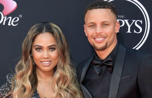 Steph Curry And His Wife Ayesha Welcome Third Child, A Son