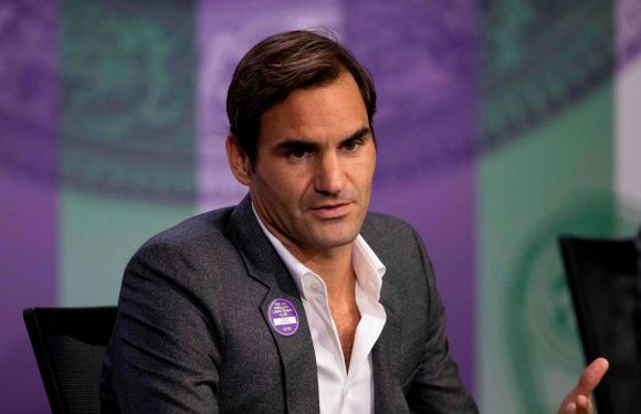 Roger Federer questions Andy Murray's Wimbledon withdrawal