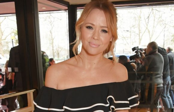 Kimberley Walsh blasting bum with radio waves 'to get non-surgical bum lift'