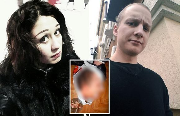 Satanic woman, 21, strangled her lover during S&M sex session then mutilated his penis and dismembered his body to give him cloven hooves like the Devil