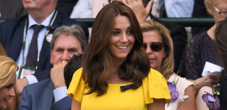 See every dress Kate has worn to Wimbledon