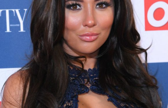 TOWIE's Yazmin Oukhellou has boob op to get rid of scars