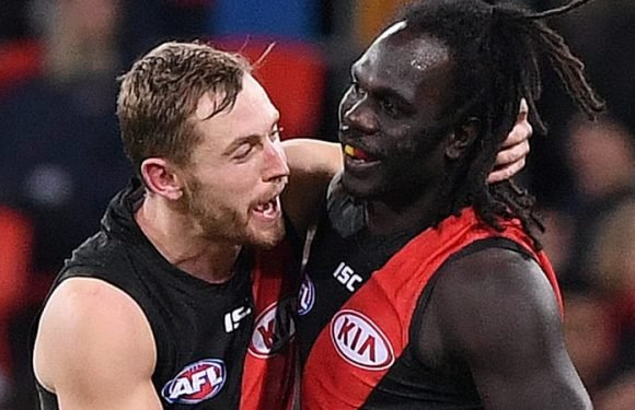 Essendon unconvincing on Gold Coast, but still have a sniff of September