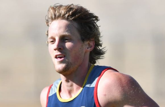 Rory Sloane signs five-year deal with Adelaide