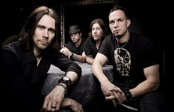 Alter Bridge Releasing Live Album In September