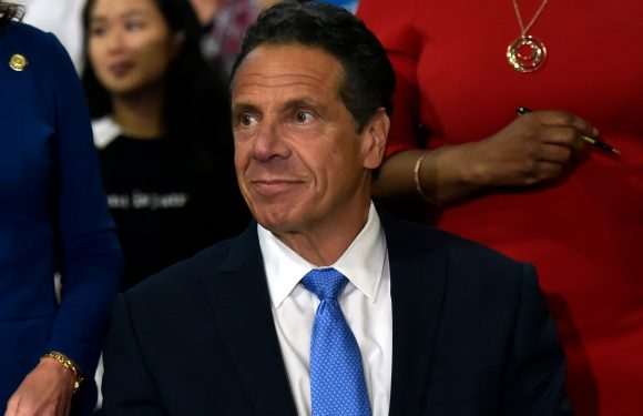 Cuomo distances himself from disgraced pal after conviction