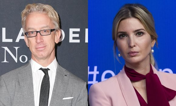 Andy Dick Shockingly Gropes Ivanka Trump In Newly Resurfaced 'Jimmy Kimmel' Video