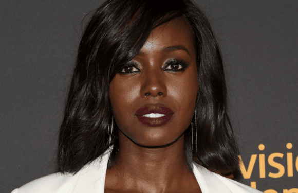 'Titans' Actress Anna Diop Faces Racist Fan Backlash For Playing Starfire, An Alien With Orange-Colored Skin